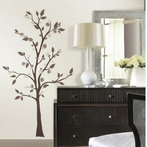 RoomMates Mod Tree Peel and Stick Giant Wall Decal